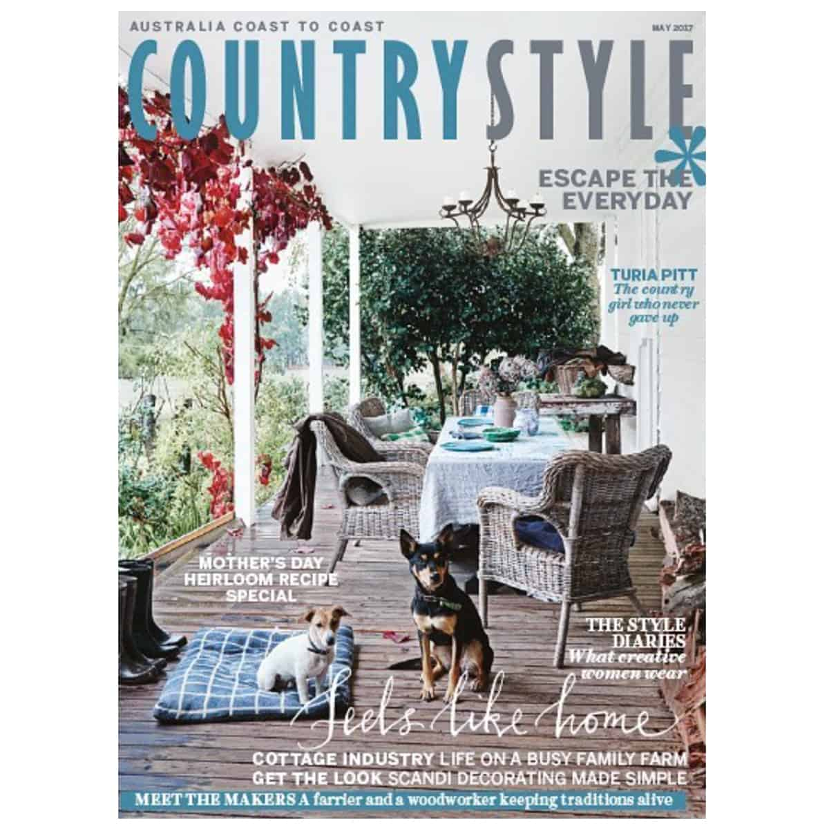 Country Style magazine, Heatherly