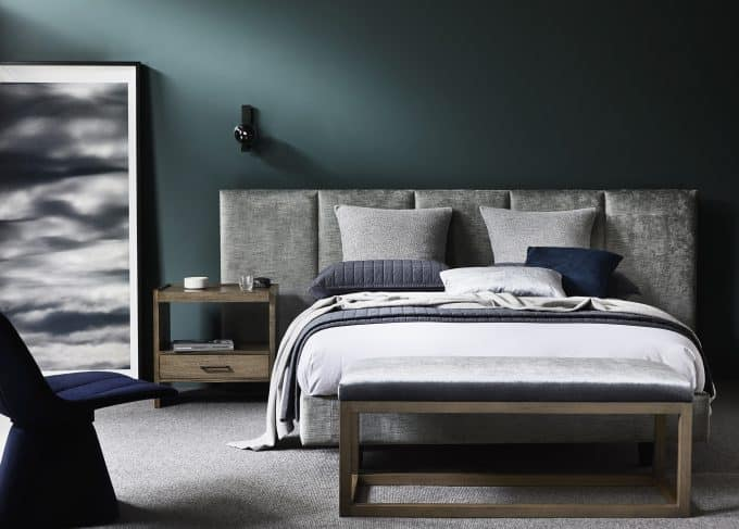 Oslo bedhead, wider bedhead