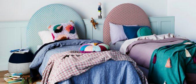 Stella bedheads, children's bedheads