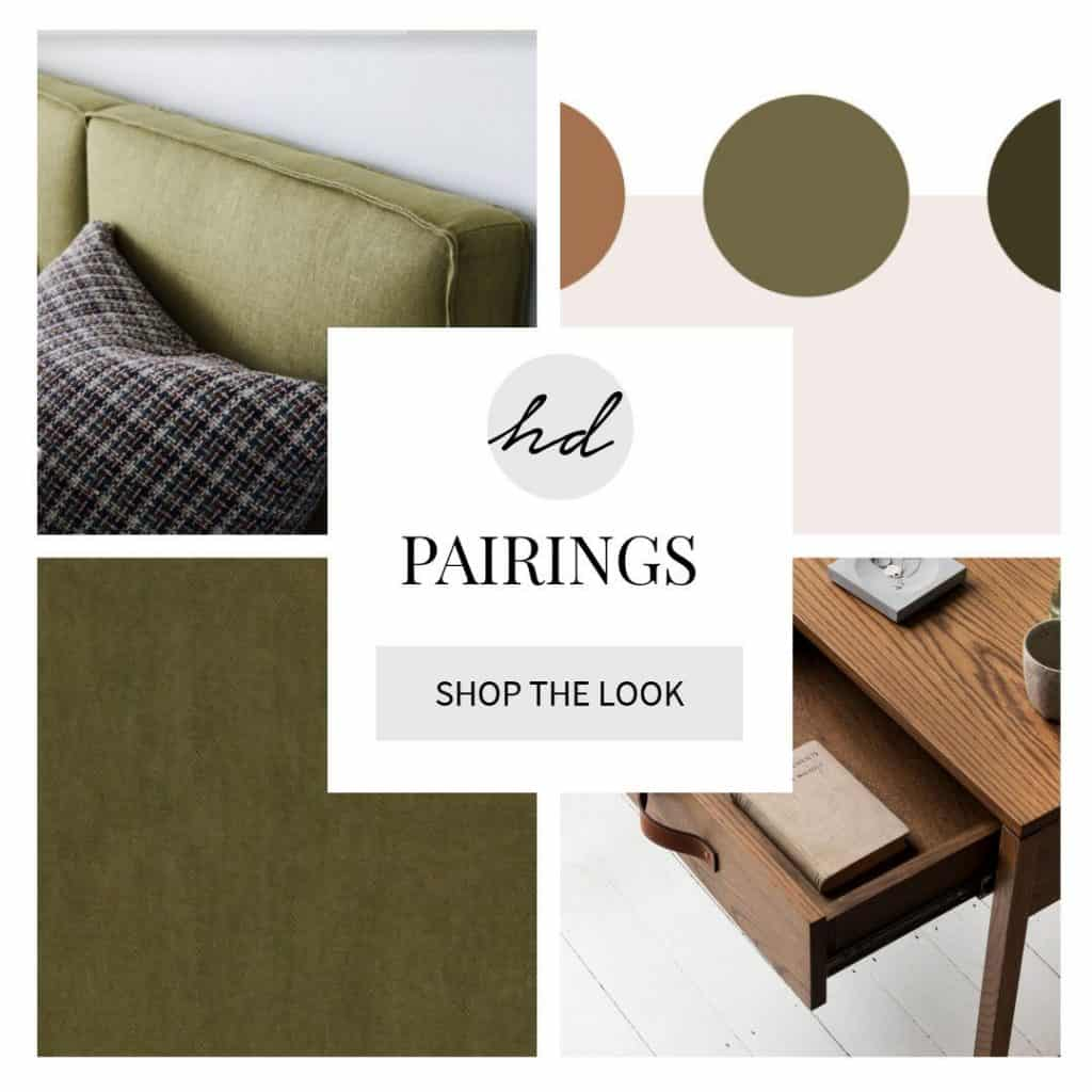 Oxley Side Table Autumn/Winter '19 colour trends